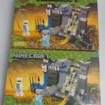 Minecraft พร้อมตัวต่อ ราคา 230 รวมส่ง