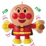 ZC006 ตุ๊กตาดุ๊กดิ๊กอันปังแมน Anpanman from Japan พร้อมส่ง