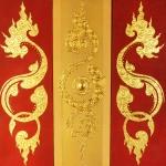 ภาพติดทองคำเปลวแท้ประดับห้องพระ ทองคำเปลวแท้100% ขนาด1x1เมตร