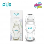 ขวดนมคอกว้าง Pur Advanced Plus 8 ออนซ์ /250 มล.