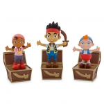 z Jake and the Never Land Pirates Collapsible Finger Puppets