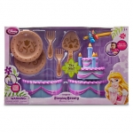z Sleeping Beauty - Aurora's Birthday Cake Play Set
