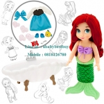 ฮ Disney Animators' Collection Ariel Doll Deluxe Gift Set - 16''