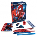 z The Amazing Spider-Man 2 Zip-Up Stationery Kit