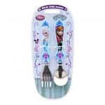 z Anna and Elsa Flatware - Frozen Disney USA แท้100% นำเข้าจากอเมริกา