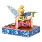z Tinker Bell ''Falling Fairy'' Figure by Jim Shore