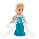 z (Precious Moments) Elsa Doll by Precious Moments - 13'' from Disney USA แท้100% นำเข้าจากอเมริกา
