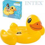 ( Intex ) แพเป็ดแสนน่ารัก สีเหลือง Intex57556