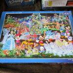 จิ๊กซอว์ 2,000 ชิ้น Disney