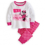 Minnie Mouse Cutie Pie PJ Pal for Baby (Size 2 Year)