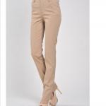 (Pre-Order) กางเกงทำงานยีนส์สี กางเกงลำลอง ทรงขากระบอกตรง สีกากี