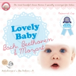 CD Set ซีดีเพลงเด็ก เพลงคลาสสิคเสริมพัฒนาการ Lovely Baby Bach, Beethoven and Mozart
