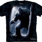 Pre.เสื้อยืดพิมพ์ลาย3D The Mountain T-shirt : Sasquatch