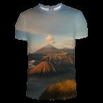 เสื้อยืดพิมพ์ลาย MR.GUGU & Miss GO : Vulcan T-Shirt