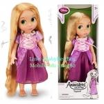 z Disney Animators' Collection Rapunzel Doll - 16'' รุ่นใหม่ (พร้อมส่ง) ตุ๊กตาดีสนีย์ แอนิเมเตอร์ เจ้าหญิงราพันเซล เจ้าหญิงผมยาว รุ่นใหม่ รุ่น2 (รุ่นสอง)