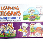 Learning Jigsaw Learning - Occupation 3