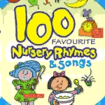 100 Favorite Nursery Rhymes & Songs DVD แผ่นละ 30 บาท