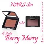 **พร้อมส่งค่ะ+ลด 50%**e.l.f. Studio Blush - Berry Merry NO.35