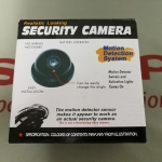 กล้องวงจรปิดหลอกสายตา Fake Camera