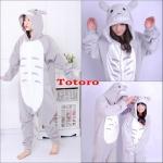 [Preorder] ชุดคอสตูม Totoro โตโตโร่ Ghibli จิบลิ มีไซส์ผู้ใหญ่
