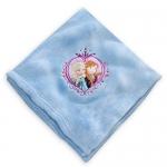 Z Anna & Elsa - Frozen Throw Blanket Frozen from USA ผ้าห่มโฟรเซ่น อันนา เอลซ่า ของแท้ นำเข้าจากอเมริกา