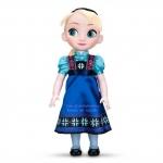 z Frozen - Elsa Toddler Doll - ตุ๊กตา 16'' (พร้อมส่ง) ตุ๊กตาดีสนีย์ แอนิเมเตอร์ เจ้าหญิงเอลซ่า เจ้าหญิงโฟรเซ่น