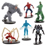 z Ultimate Spider-Man Figure Play Set