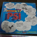 Junior PSI board game