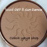 **พร้อมส่ง + ลด70%**rimmel london natural bronzer Sun Dance 027 14g.