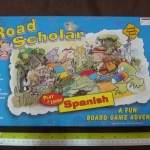 Road scholar play & learn spanish