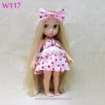 ฮ W117 เสื้อผ้าตุ๊กตา- Disney Animators' Collection Doll - 16'' (พร้อมส่ง)