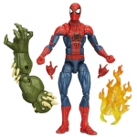 Z The Amazing Spider-Man Action Figure - Build-A-Figure Collection - 6''