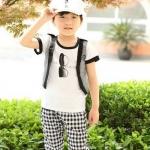 M01131_ชุดเสื้อ+กางเกง