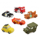 Z Cars Squeeze Toy Set