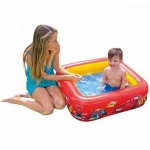( Swimming Pool Cars ) สระเป่าลมเด็กเล็ก ลายCars สำหรับเด็ก 57101