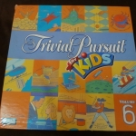 Trivial Pursuit for kids