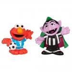 Sesame Street Count Von Count & Elmo ของแท้ นำเข้าจากอเมริกา