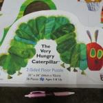 จิ๊กซอว์ 36 ชิ้น the very hungry caterpillar