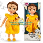 ฮ Disney Animators' Collection Belle Doll - 16''