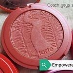 ** พร้อมส่ง +ลด 50% ** TARTE Amazonian Clay 12-hour blush สี empowered 1.9 oz ไม่มีกล่อง