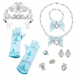 z Costume Accessory Set Elsa - Frozen
