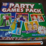 party games pack