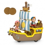 z Jake and the Never Land Pirates Bucky, Izzy, and Cubby Play Set