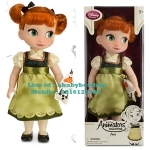 ฮ Frozen Disney Animators' Collection Anna Doll - 16'' - Frozen