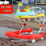 รถหัดเดิน จีเนียส creative baby walker