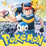 Pokemon Season 4 V2D 6 Disc พากษไทย