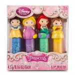 Disney Princess Lip Balm Set ของแท้ นำเข้าจากอเมริกา