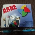 ARNE card game