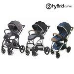 รถเข็นเด็ก Babystyle รุ่น Hybrid Curve