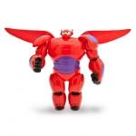 z Baymax Mech Action Figure - Big Hero 6 - 4''